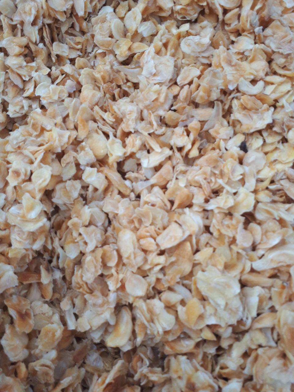 صادرات سیر خشک