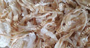 تولید پیاز خشک